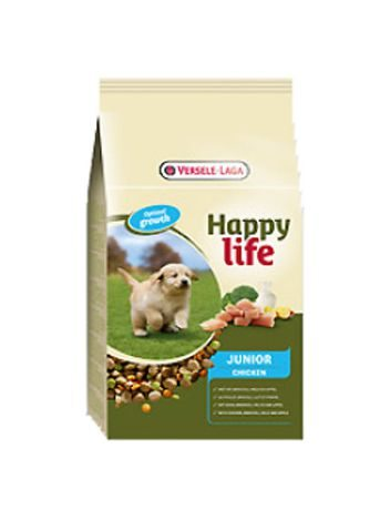 BENTO KRONEN HAPPY LIFE JUNIOR CHICKEN - 10KG