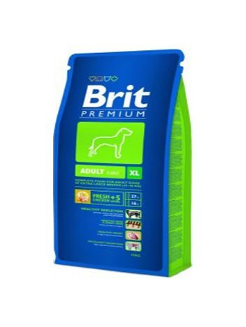 BRIT PREMIUM ADULT XL - 30KG (15KGx2)