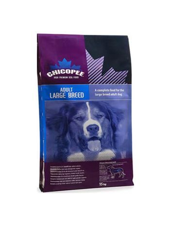 CHICOPEE ADULT LARGE BREED - 30KG (15KGx2)