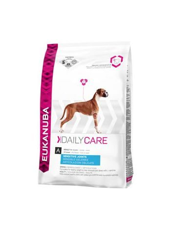 EUKANUBA DAILY CARE SENSITIVE JOINTS - 25KG (12,5KGx2)
