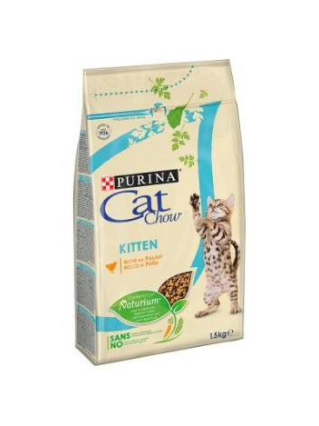 PURINA CAT CHOW KITTEN - 400G
