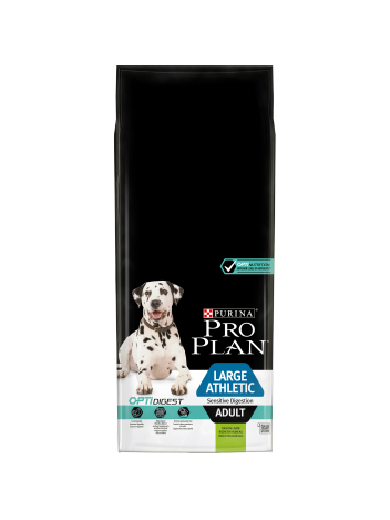 PURINA PRO PLAN ADULT LARGE ATHLETIC SENSITIVE DIGESTION - 28KG (14KGx2)