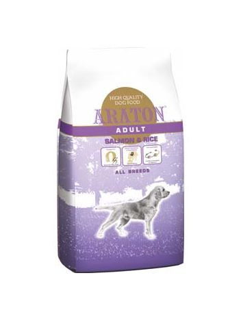ARATON ADULT SALMON & RICE - 15KG