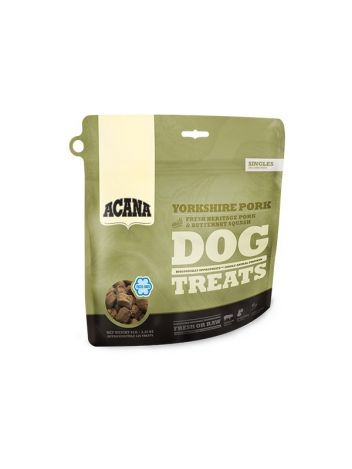 ACANA DOG TREAT YORKSHIRE PORK 92G