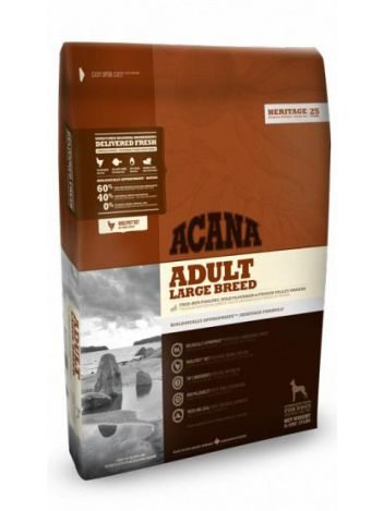 ACANA ADULT LARGE BREED - 22,8KG (11,4x2)