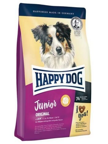 HAPPY DOG JUNIOR ORIGINAL - 10KG