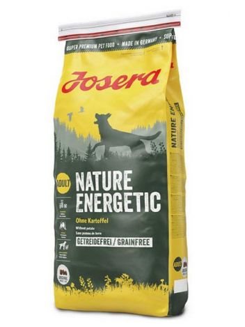 JOSERA NATURE ENERGETIC - 30KG (15KGx2)