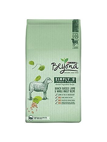 PURINA BEYOND SIMPLY 9 LAMB - 28KG (14KGx2)