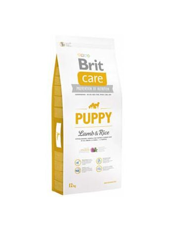 BRIT CARE PUPPY ALL BREED LAMB & RICE - 12KG