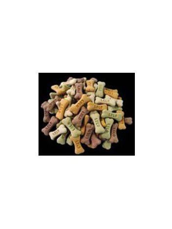 LOLO PETS (80601) BISCUITS KOSTKI MIX M 210G