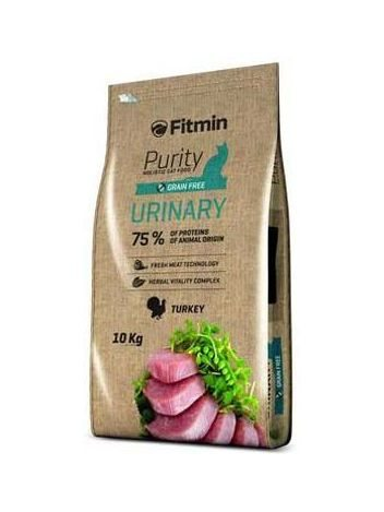 FITMIN CAT PURITY URINARY - 1,5KG + ANIMONDA 200G GRATIS!