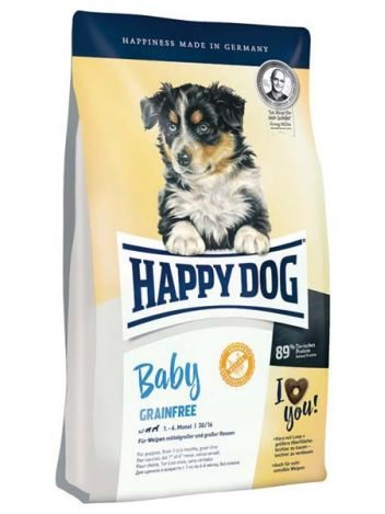 HAPPY DOG BABY GRAINFREE - 10KG