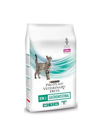 PURINA CAT VETERINARY DIETS EN - GASTROINTESTINAL - 5KG