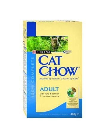 PURINA CAT CHOW ADULT SALMON - 15KG