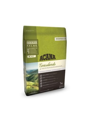 ACANA GRASSLANDS DOG - 22,8KG (11,4x2)
