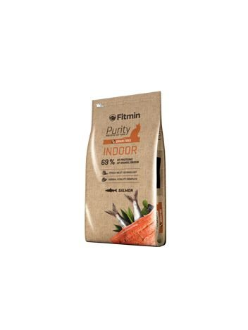 FITMIN CAT PURITY INDOOR - 1,5KG