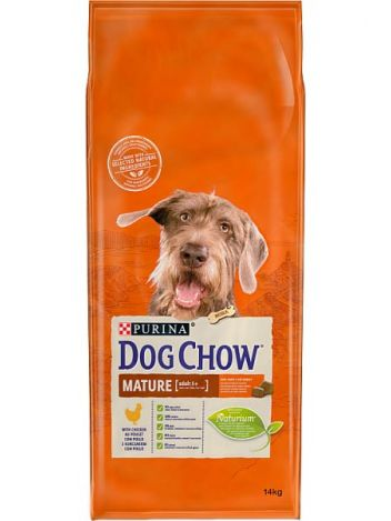 PURINA DOG CHOW MATURE CHICKEN - 28KG (14KGx2)