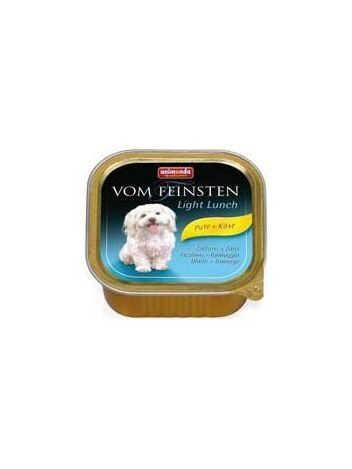 ANIMONDA VOM FEINSTEN LIGHT INDYK + SER - 8x150G