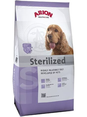 ARION HEALTH&CARE STERILIZED - 12KG + PRO BAR