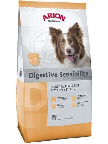 ARION HEALTH&CARE DIGESTIVE SENSIBILITY - 12KG + DENTIC!
