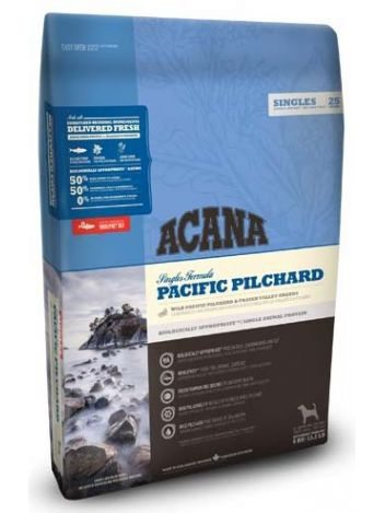 ACANA SINGLES PACIFIC PILCHARD - 22,8KG (11,4x2)