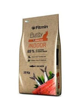 FITMIN CAT PURITY INDOOR - 800G (400Gx2)