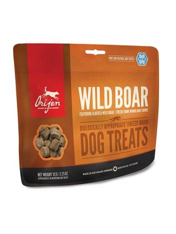 ORIJEN DOG TREAT ALBERTA WILD BOAR 42,5G