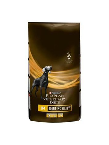 PURINA DOG VETERINARY DIETS JM - JOINT MOBILITY - 12KG