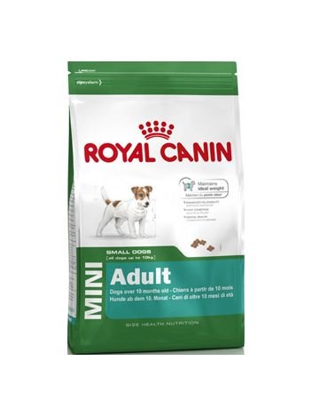 ROYAL CANIN MINI ADULT - 4KG