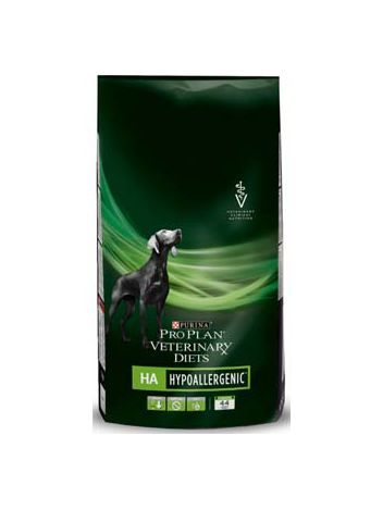 PURINA DOG VETERINARY DIETS HA - HYPOALLERGENIC - 11KG