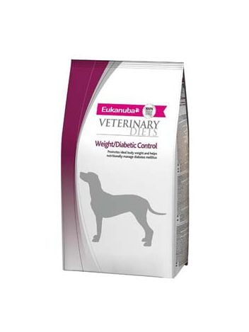 EUKANUBA JOINT WEIGHT/DIABETIC CONTROL - 12KG