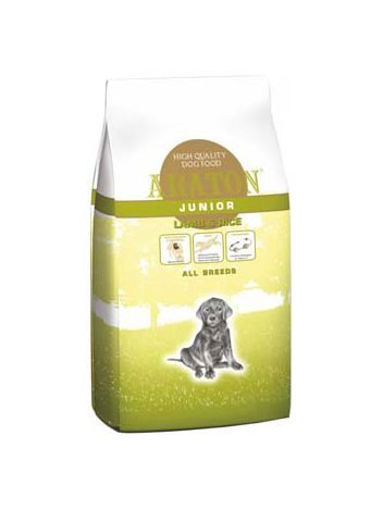 ARATON JUNIOR LAMB & RICE - 30KG (15KGx2)