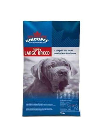 CHICOPEE PUPPY LARGE - 30KG (15KGx2)