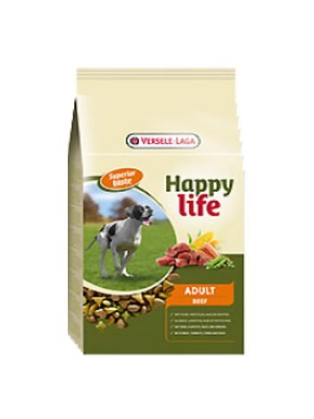 BENTO KRONEN HAPPY LIFE ADULT BEEF - 15KG