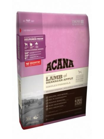 ACANA LAMB & OKANAGAN APPLE - 340G