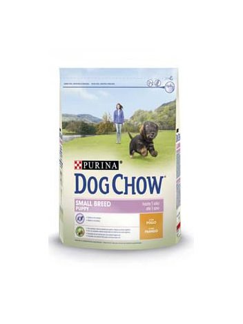PURINA DOG CHOW PUPPY SMALL - 15KG (7,5KGx2)