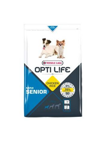 OPTI LIFE ADULT MINI SENIOR - 7,5KG