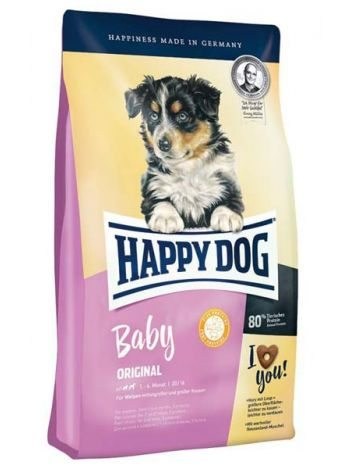 HAPPY DOG BABY ORIGINAL - 20KG (10KGx2)