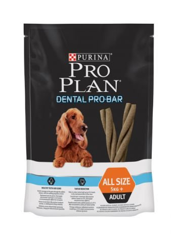 PURINA PRO PLAN DENTAL PRO BAR ALL SIZE 150G