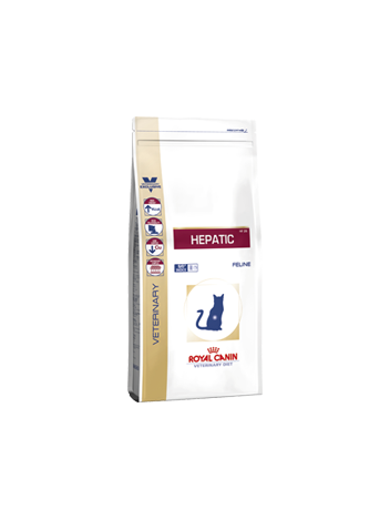 ROYAL CANIN CAT HEPATIC HF26 - 2KG