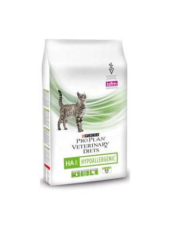 PURINA CAT VETERINARY DIETS HA - HYPOALLERGENIC - 3,5KG