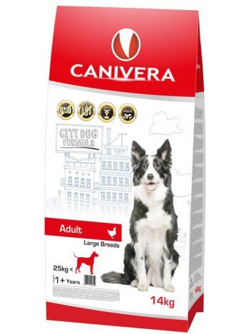 CANIVERA ADULT LARGE - 14KG