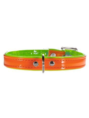 HUNTER OBROŻA MODERN ART NEON 27/11 ORANGE/GREEN 20,0-23,5CM