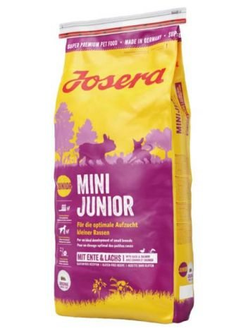 JOSERA MINI JUNIOR - 15KG