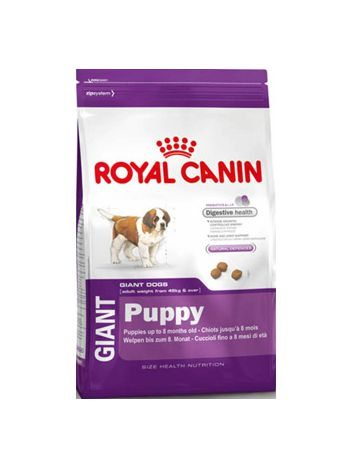 ROYAL CANIN GIANT PUPPY - 30KG (15KGx2)
