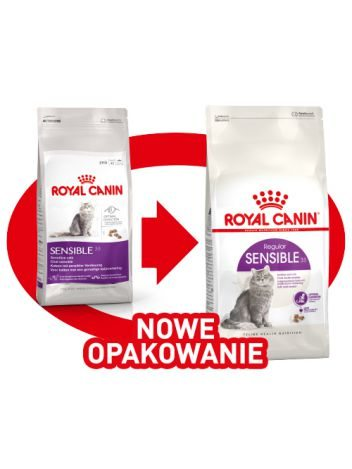 ROYAL CANIN SENSIBLE 33 - 20KG (10KGx2)