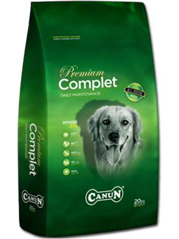 CANUN DOG COMPLET DAILY MAINTENANCE - 20KG