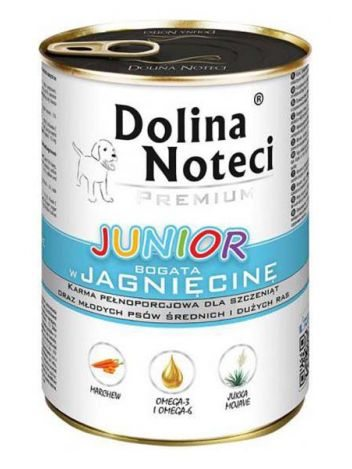 DOLINA NOTECI JUNIOR JAGNIĘCINA - 400G
