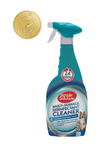 MULTI-SURFACE CLEANER - DEZYNFEKCJA 750 ML