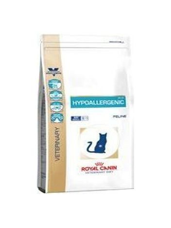 ROYAL CANIN CAT HYPOALLERGENIC DR 25 - 4,5KG